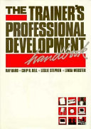 The Trainer s professional development handbook