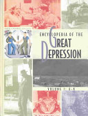 Encyclopedia of the Great Depression Book PDF