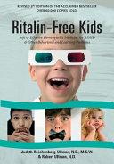Ritalin free Kids
