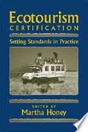Ecotourism & Certification