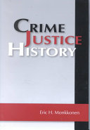 Crime, Justice, History