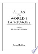 Atlas of the World s Languages