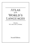 Atlas of the World's Languages World S Languages In 1993 All The