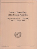 download ebook index to proceedings of the general assembly pdf epub