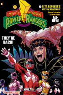 Mighty Morphin Power Rangers  1  Rita Repulsa s Attitude Adjustment