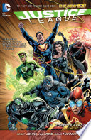 Justice League Vol  5  Forever Heroes  The New 52