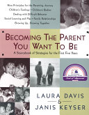 download ebook becoming the parent you want to be pdf epub