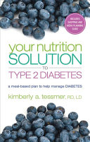 Your Nutrition Solution to Type 2 Diabetes Book PDF