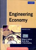 Engineering Economy  14 E