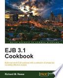 EJB 3 1 Cookbook
