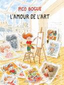 illustration Pico Bogue - Tome 10 - Amour de l'art (L')