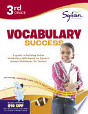 3rd Grade Vocabulary Success