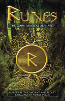 Runes  the Gods  Magical Alphabet Book