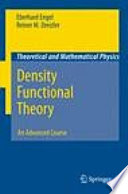 Density Functional Theory