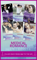 Medical Romance July 2016 Books 1 6 Mills Boon E Book Collections The Hollywood Hills Clinic Book 7