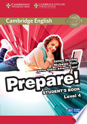 Cambridge English Prepare  Level 4 Student s Book