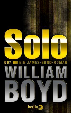 Solo: Ein James-Bond-Roman - ISBN:9783827076175