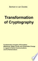 Transformation Of Cryptography