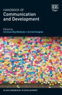 Handbook of Communication and Development Book