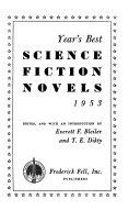 Year S Best Science Fiction Novels