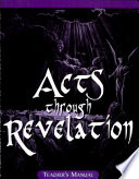 Acts Through Revelation Bible
