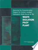 Improving the Characterization Program for Contact-Handled Transuranic Waste Bound for the Waste Isolation Pilot Plant