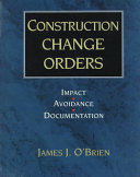 Construction Change Orders