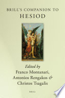 Brill s Companion to Hesiod