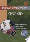 Lippincott s Primary Care Psychiatry