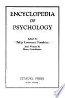 Encyclopedia of psychology