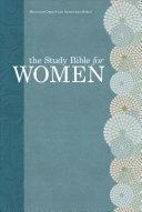 The Study Bible for Women  HCSB Personal Size Edition  Hardcover Indexed