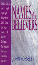 Names of the Believers Book
