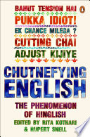 Chutnefying English