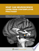 What Can Neuroscience Learn From Contemplative Practices  book