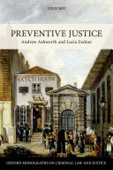 Preventive Justice
