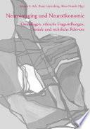 Neuroimaging und Neuroökonomie
