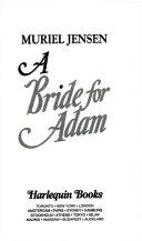 Adam Pdf/ePub eBook