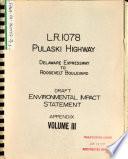 LR 1078  Pulaski Hwy from Delaware Expressway to Roosevelt Blvd  Philadelphia
