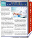 Medical Transcription Speedy Study Guide