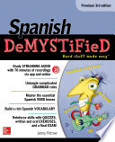Spanish Demystified  Premium 3rd Edition
