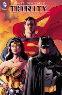 Batman Superman Wonder Woman  Trinity Deluxe Edition