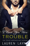 I Knew You Were Trouble Book PDF