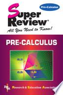 Pre Calculus Super Review