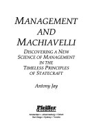 Management and Machiavelli