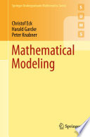 Mathematical Modeling book