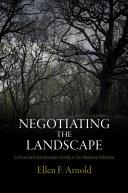 Negotiating the Landscape