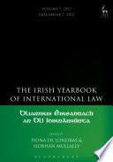 Irish Yearbook of International Law