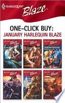 One-Click Buy: January Harlequin Blaze