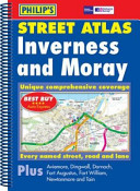 Philip s Street Atlas Inverness and Moray