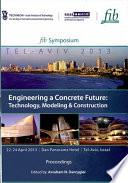Proceedings Fib Symposium In Tel Aviv Israel